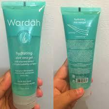 Wardah Gel dunia remaja sejuta kegunaan wardah hydrating aloe vera gel dan