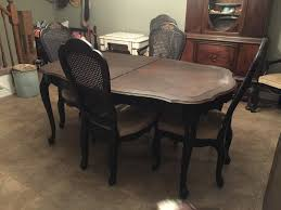 French Provincial Kitchen Table by French Provincial Dining Table With 6 Chairs Alternatively Yours