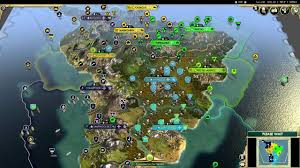 South America Map Games by Civ 5 South America Ai Free For All Deathmatch Youtube