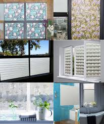 Pvc Glass Paper With 100 Designs 2d Static Printed Window Film