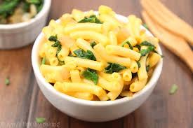 spinach u0026 caramelized onion mac u0027n cheese amy u0027s healthy baking