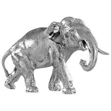 exquisite sterling silver elephant ornament from jago quinn 73