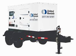 light rentals light towers generators for rent united rentals