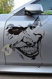 autoaufkleber design joker batman aufkleber finest folia sticker autoaufkleber zb