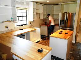 steps how to install kitchen cabinets yourselfoptimizing home