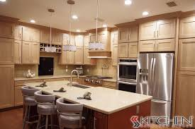 shaker cabinet kitchen double stacked shaker cabinets contemporary kitchen ta by