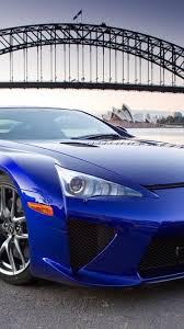 lexus lfa blue simplywallpapers com cars lexus australia lexus lfa sydney