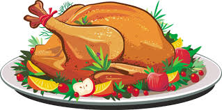 thanksgiving turkey platter turkey platter clipart 44