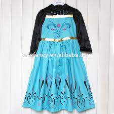new movie star cheap price frozen elsa dress wholesale child