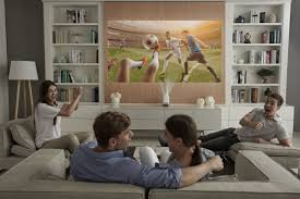 100 Inch Sofa by Lg U0027s Probeam Ust Capable Of 100 Inch Hd Throw Ireviews News