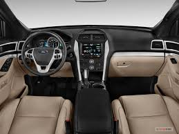 2007 Ford Explorer Interior 2014 Ford Explorer Prices Reviews And Pictures U S News