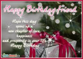 silly happy birthday wishes dear friend picture graphic for