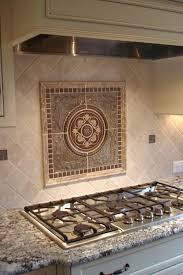 tile medallions for kitchen backsplash kitchen backsplash mosaic medallion kitchen backsplash