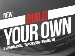 audi build your own ecs build your own manual transmission upgrade kit vw audi