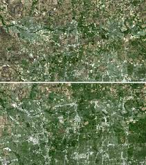 Map Of Western Suburbs Of Chicago by File Landsat View Western Suburbs Of Chicago Illinois Flickr