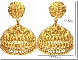 kerala earrings info bee kerala gold