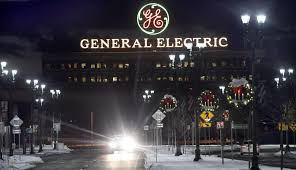 ge brings holidays to light in schenectady the daily gazette