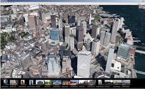 Google Map Austin by Google Earth 7 Gets 11 3d Cities And 11 000 Virtual Tours