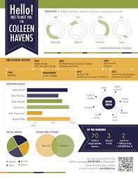 resume infographic resume amazing visual resumes inspirational