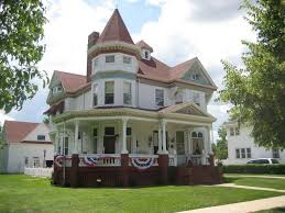 queen anne victorian house 1896 queen anne paxton il george f barber 159 900 old