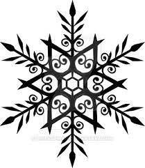 snowflake tattoo by listaspiran on deviantart
