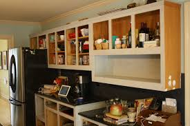 Painted Kitchen Cabinets How To Paint Kitchen Cabinets No Painting Sanding