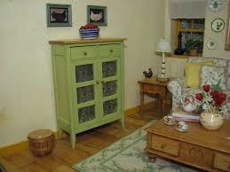Ethan Allen Bistro Table Dollhouse Miniature Furniture Tutorials 1 Inch Minis Ethan