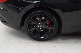 maserati granturismo white black rims 2013 maserati granturismo sport stock 68378 for sale near