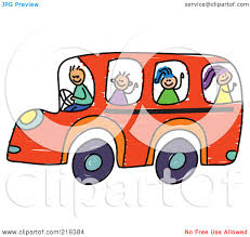 royalty free rf clipart illustration of a childs sketch of