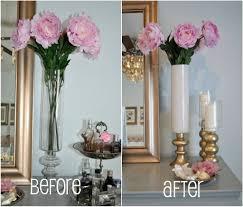 Glass Vase Painting Suburbs Mama Diy Milk Glass Vase Makeover