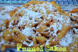 a weekend at the fair at home part 1 u2013 funnel cakes u2013 mrs happy