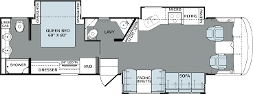 Rambler Floor Plans Holiday Rambler Introduces 2015 Models At Hershey Show U2013 Vogel