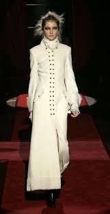 womens winter coats fashion trend maxi coat autumn 2006 winter 2007