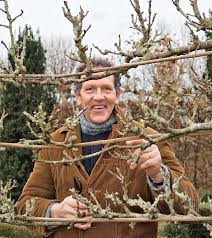 time to get trim flowering shrubs and fruit trees can be cut back
