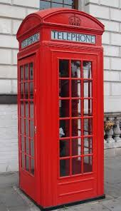 telephone booth telephone booths would look better black with gold accents
