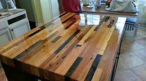 Wood Tops For Kitchen Islands Castleton Home Solid Wood Top Kitchen Island Cart Icdocs