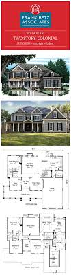 two story colonial house plans colonial house plans clairmont associated designs small southern