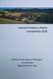 poetry competition 2016 garvald org uk