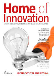 home of innovation robotics special by tu delft issuu