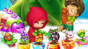 sky garden paradise flowers android gameplay youtube