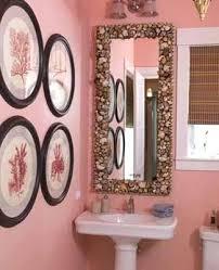 wall decor bathroom ideas pink bathroom decor modern bathroom ideas wall decorations mirror