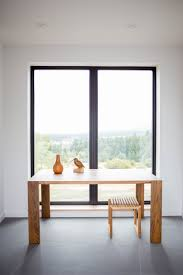 Low Maintenance Windows Decor Upton Architects Walls Are A Combination Of Unpainted Concrete