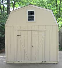 ideas u0026 tips for painting a backyard storage or garden shed