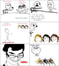 Omg Run Meme - omg run guy ton head rage face image gallery know your meme