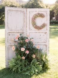 Wedding Backdrop Doors Rustic Old Door And Wooden Box Lace Wedding Backdrop Ideas Deer