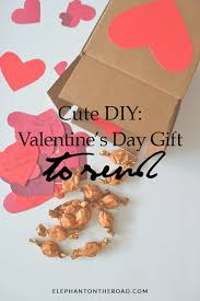 send a gift diy s day gift a gift you can send elephant on