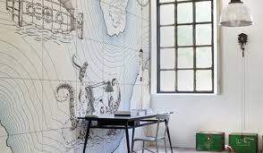 kinderzimmer maritim tapete maritim kinderzimmer interior design ideen interior designs