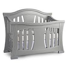 Palisades Convertible Crib Baby Appleseed Palisade 4 In 1 Convertible Crib In Moon Grey