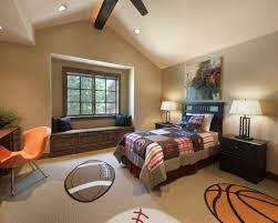 Sports Bedroom Decorating Ideas Bedroom Blue Wall Accent Toddler - Kids sports room decor