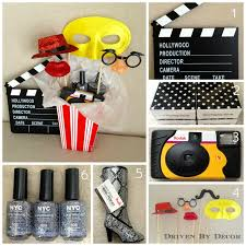 Themed Favors by Themed Birthday Driven By Decor